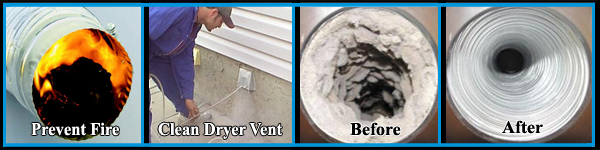Professional Dryer Duct Vent Cleaning Austin Tx Dryer