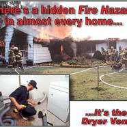 The Hidden Fire Hazard in Every Home…